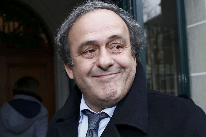 European football chief Michel Platini is satisfied with a ruling from the Court of Arbitration for Sport (CAS).