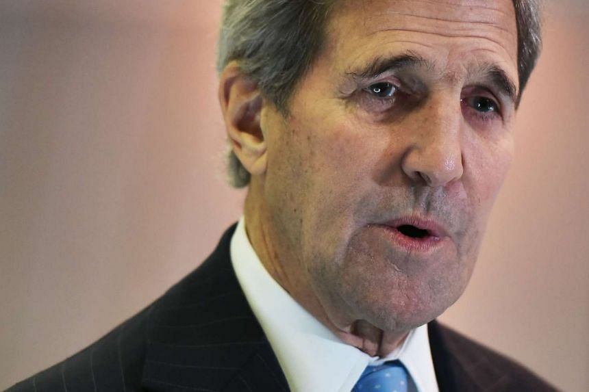 US Secretary of State John Kerry said that they made alot of progress during the talks but still have some issues to work on.