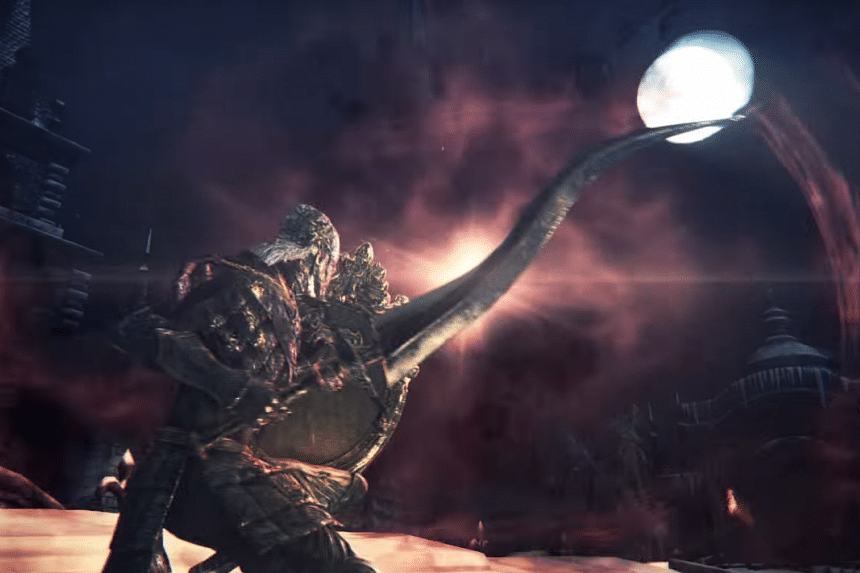 One notable game is Bloodborne 4 and its downloadable expansion.