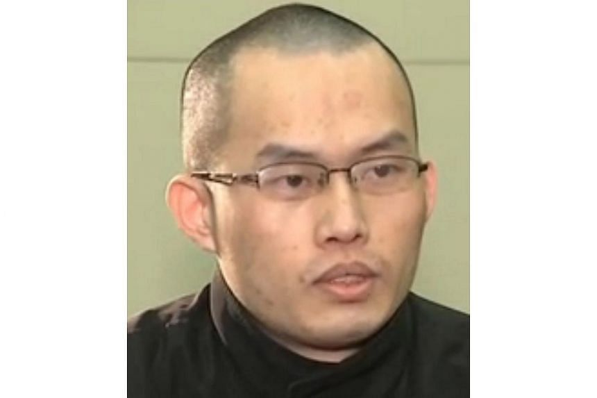 """Lin Sinhao was convicted by a Shanghai court of murdering fellow student Huang Yang """"out of spite""""."""