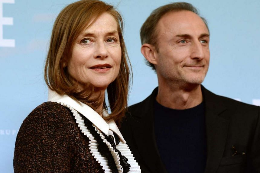 Isabelle Huppert stars in Valley Of Love, which is written and directed by novelist and film-maker Guillaume Nicloux (both above).