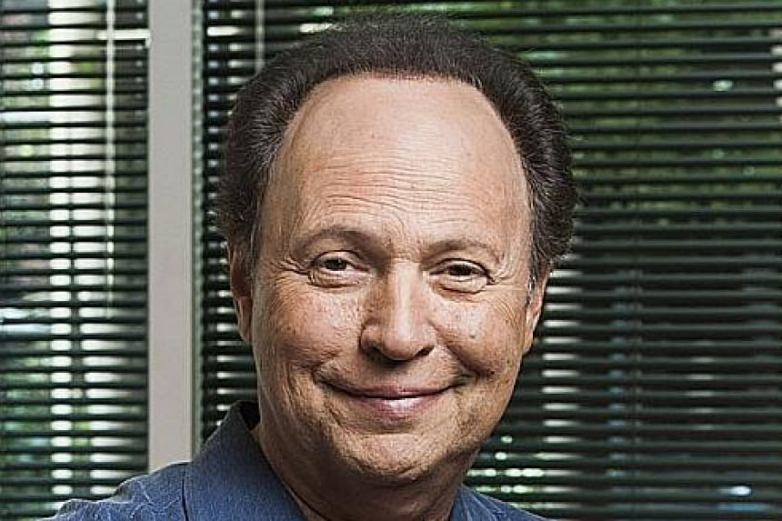 Comedian Billy Crystal.