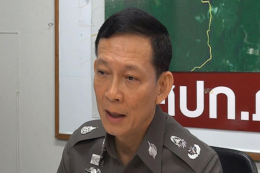 After closing the smuggling case, Mr Paween Pongsirin said, he was posted to the south, where many of the syndicates are.