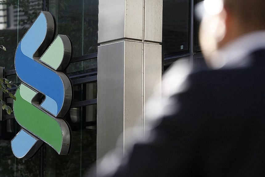 Standard Chartered chief executive officer Bill Winters (below) has also scrapped a second-half dividend and unveiled plans to restructure or exit US$100 billion of risky assets. The bank was hit by losses after commodity prices fell and economies in