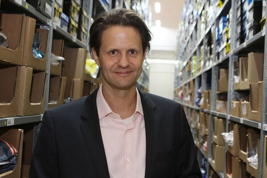 SingPost group chief executive Wolfgang Baier was widely seen as the face of change driving the postal service's transformation into a regional e-commerce and logistics leader.