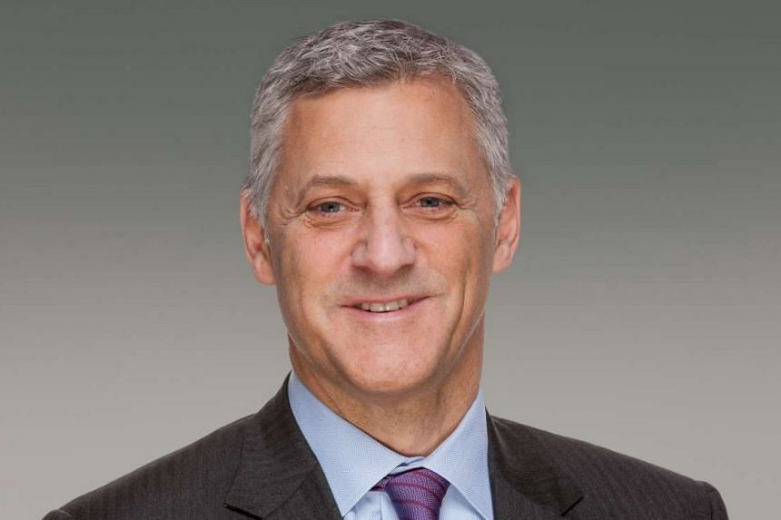 Standard Chartered chief executive officer Bill Winters (above) has also scrapped a second-half dividend and unveiled plans to restructure or exit US$100 billion of risky assets. The bank was hit by losses after commodity prices fell and economies in Asia