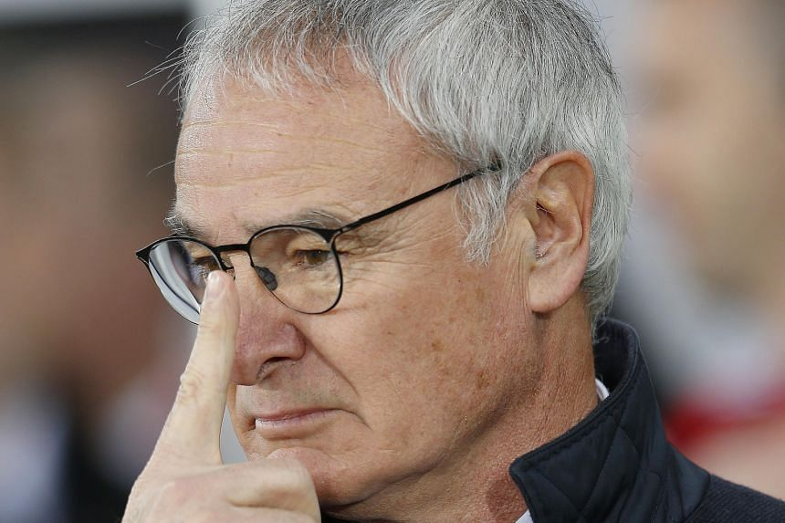 Claudio Ranieri, who has had run-ins with Chelsea boss Jose Mourinho in the past, now cuts a serene figure on the sidelines as his Leicester City team fly high in the EPL.