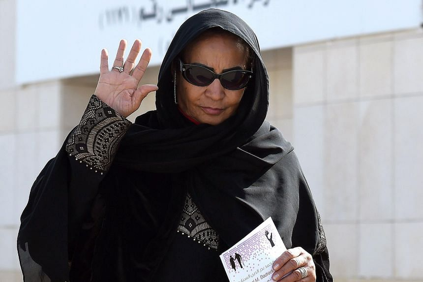 Ms Amal Badreldin al-Sawari is one of the female candidates running in Saudi Arabia's municipal elections. They have had to overcome a number of obstacles to participate in the landmark polls.