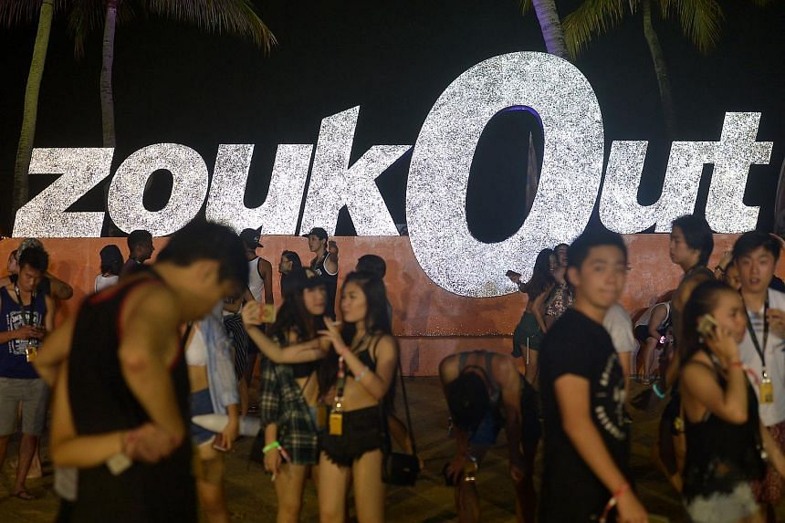 ZoukOut returns for its 15th installation this year with headline acts such as Armin Van Buuren, Axwell- Ingrosso and Rehab.