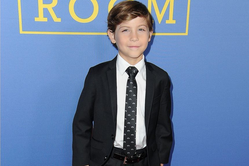 While he has been put forward as a best supporting actor candidate for the Oscars, some voters think Jacob Tremblay, nine, has best-actor potential.