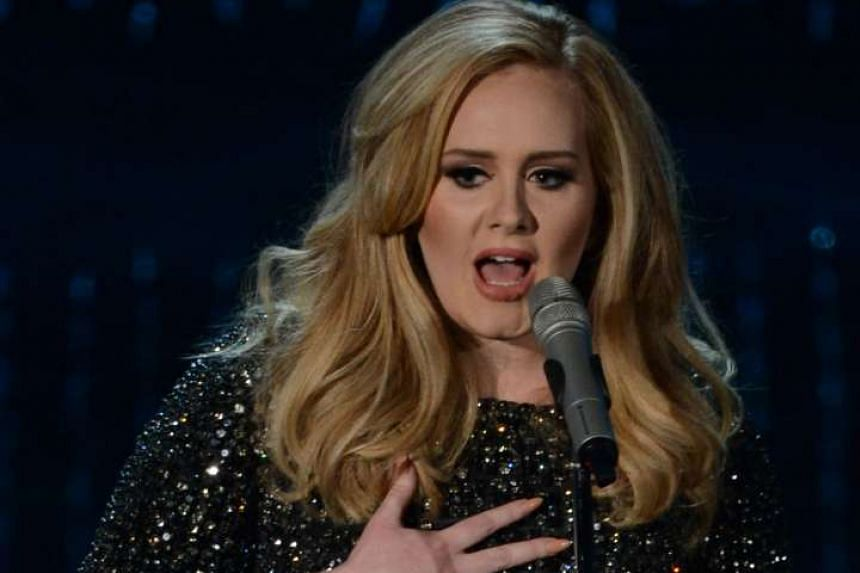 According to sales tracking service Nielsen Music, American consumers who bought Adele's 25 CD in its first week were 36 per cent more likely than the average American to be between ages 55 and 64.