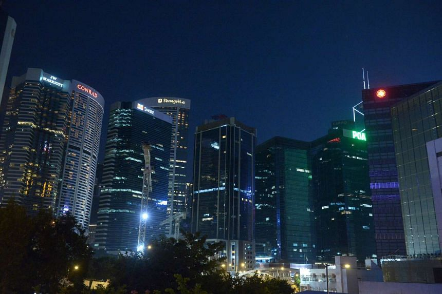 The International Monetary Fund said that the Hong Kong economy is well-positioned as it enters a challenging period.