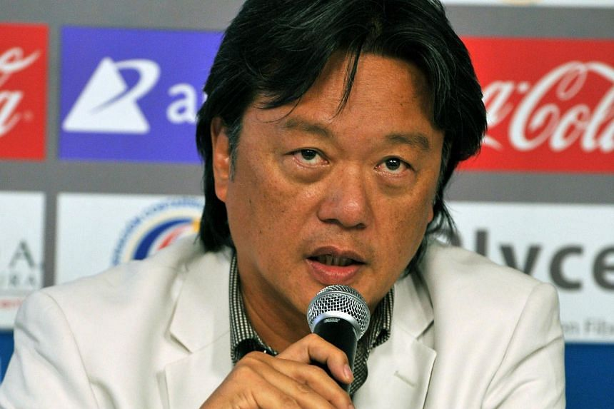 Eduardo Li, former president of the Costa Rican football federation.
