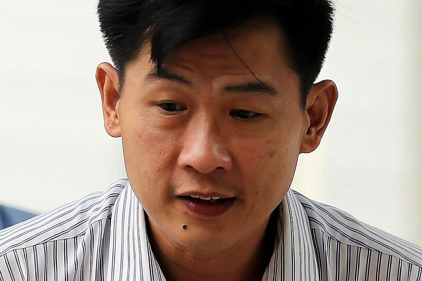 Yeo Kim Yew took an upskirt video of a woman on an escalator and was jailed for three weeks.