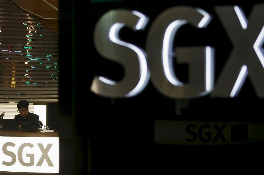 SGX was credited for its strong volume growth this year with trading levels rising over 60 per cent year-on-year.
