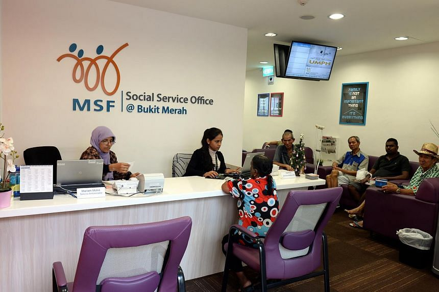 Social Service Office (SSO) at Bukit Merah. A network of SSOs is now complete with the official opening of the SSO @ Taman Jurong on Dec 15.