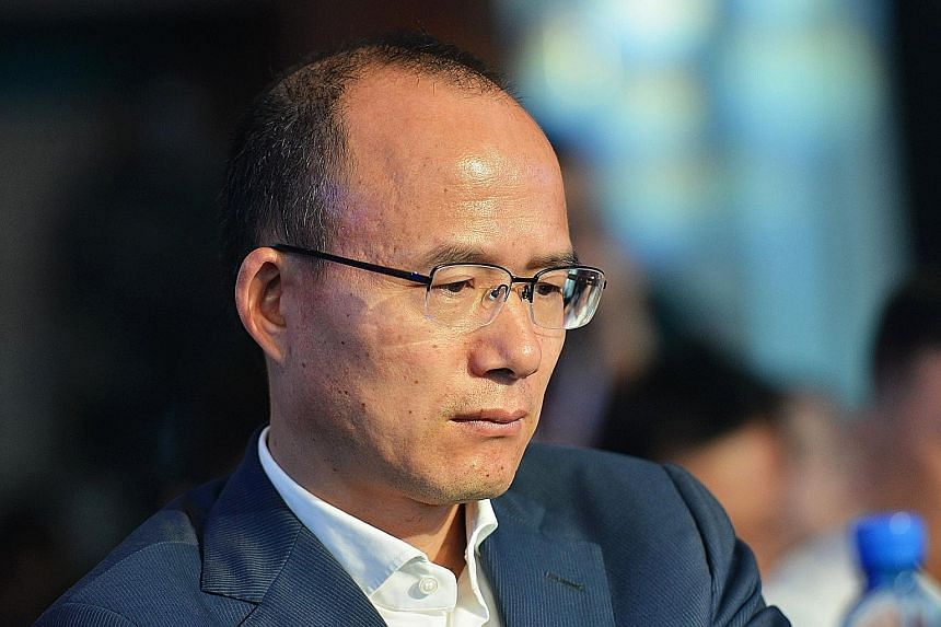"""Mr Guo Guangchang is assisting with a probe mostly concerning his """"personal affairs"""", according to Fosun."""