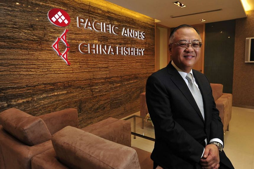 Pacific Andes executive chairman Ng Joo Siang has stepped down from his role as a director and chairman with immediate effect.