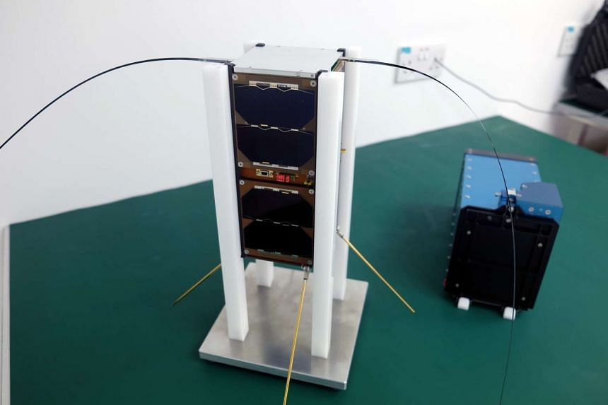 Galassia, an experimental cube-satellite, was developed over a period of about four years beginning in 2012.