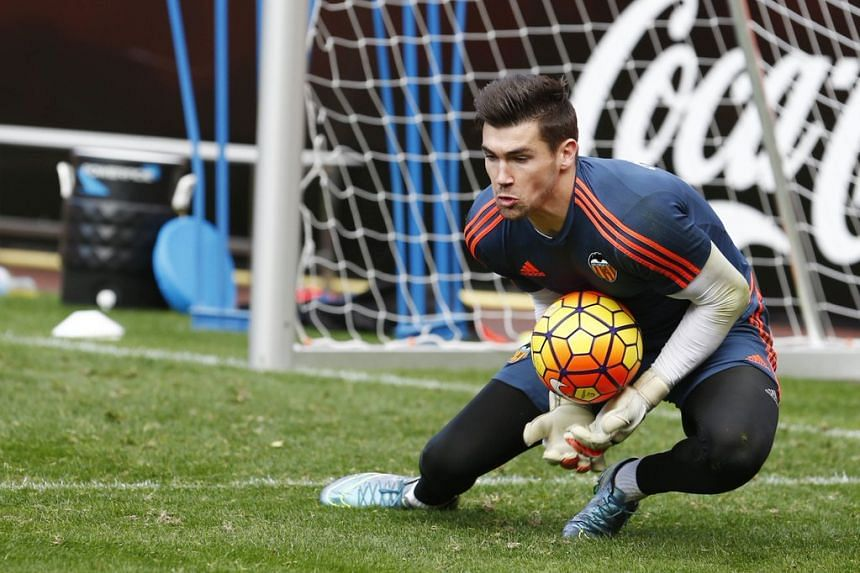 Valencia goalkeeper Mat Ryan has capped a stellar season by being voted player of the year by his fellow professionals in Australia.
