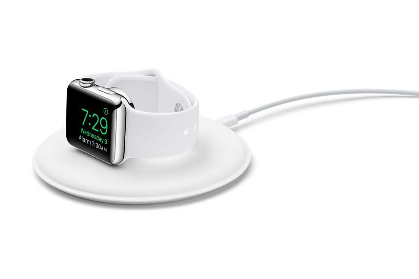 The Apple Watch Magnetic Charging Dock is quite thin. It measures 1.3cm thick when the connector is laid flat, making it easy to pack when you are travelling.