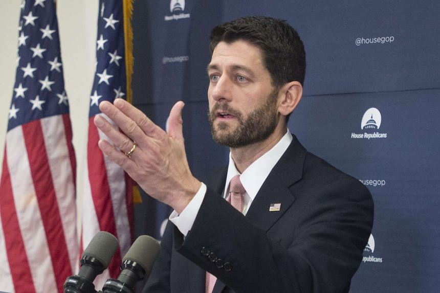 A deal to fund the US government met with resistance from both Republicans and Democrats, but House Speaker Paul Ryan said he was confident of a bipartisan compromise.