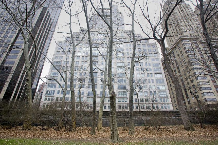 15 Central Park West, which overlooks New York City's iconic green space, has become Manhattan's most expensive address.