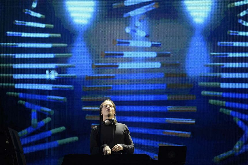 Norwegian DJ Kygo performs during the 2015 Nobel Peace Prize Concert in Oslo, Norway, on Dec 11, 2015.