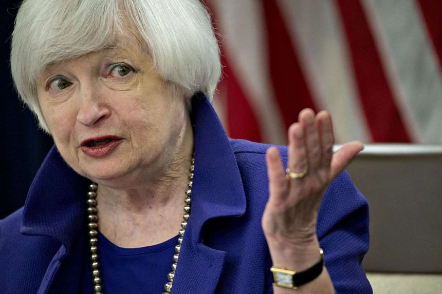 US Federal Reserve chair Janet Yellen now has to keep her promise of gradual future interest rate increases.