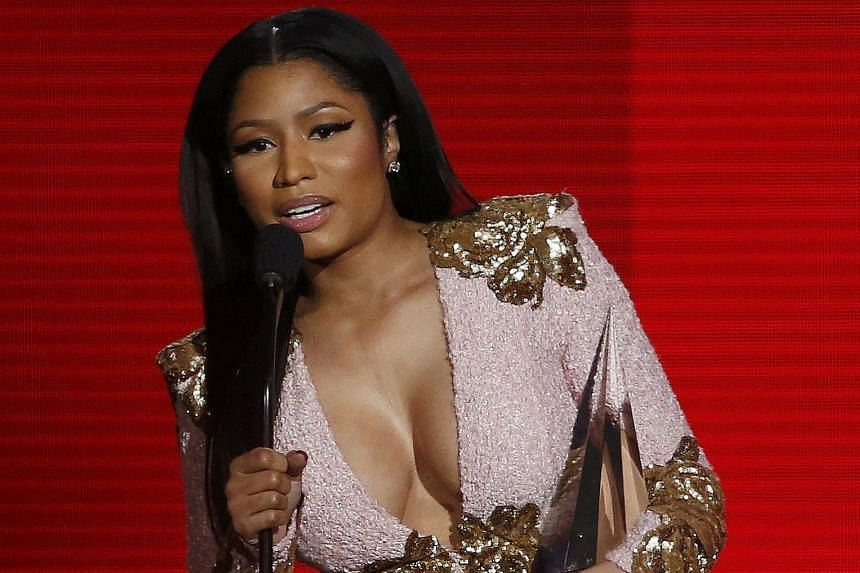 Pop singer Nicki Minaj wrote in an Instagram post that she would be performing at a Christmas festival in Angola hosted by communications company Unitel.