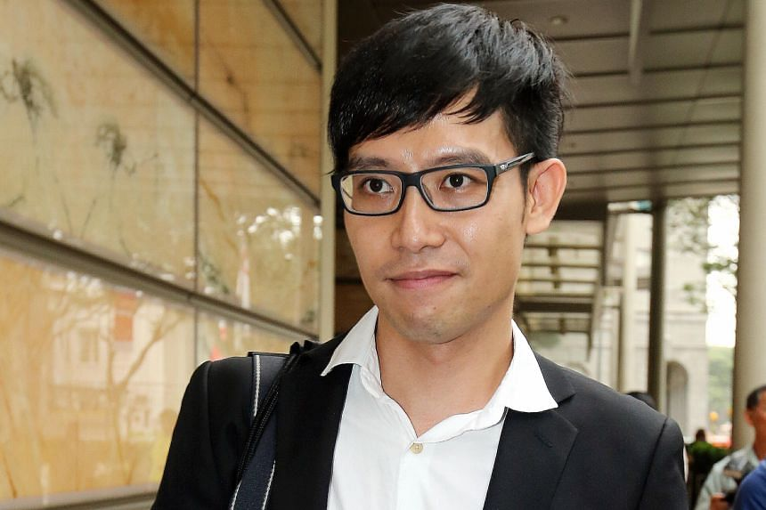 Mr Roy Ngerng said he would consult his lawyer on his next step, including whether to appeal.