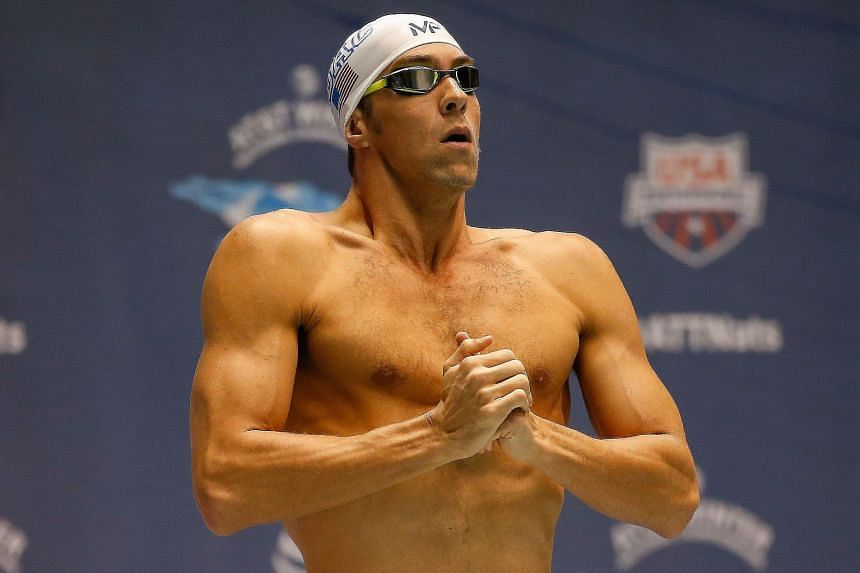 Michael Phelps has battled alcohol issues but the 18-time Olympic gold medallist is staying on course in training and competition in a bid to make more waves at the Rio Games.