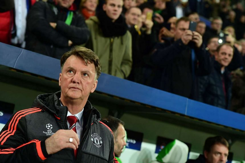 """Van Gaal knows losing too many more matches """"could be the end of the world""""."""