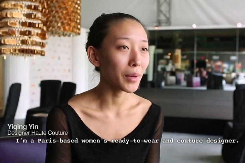 Yiqing Yin in a screenshot from an online video profile.