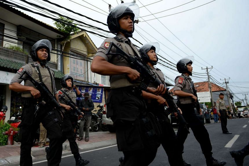 Indonesia will deploy more than 150,000 security personnel during year-end celebrations.