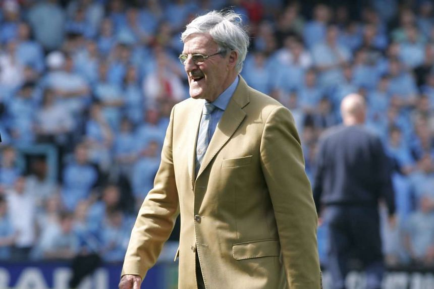 Jimmy Hill, a player, manager and pundit who helped transform English soccer has died at age 87.