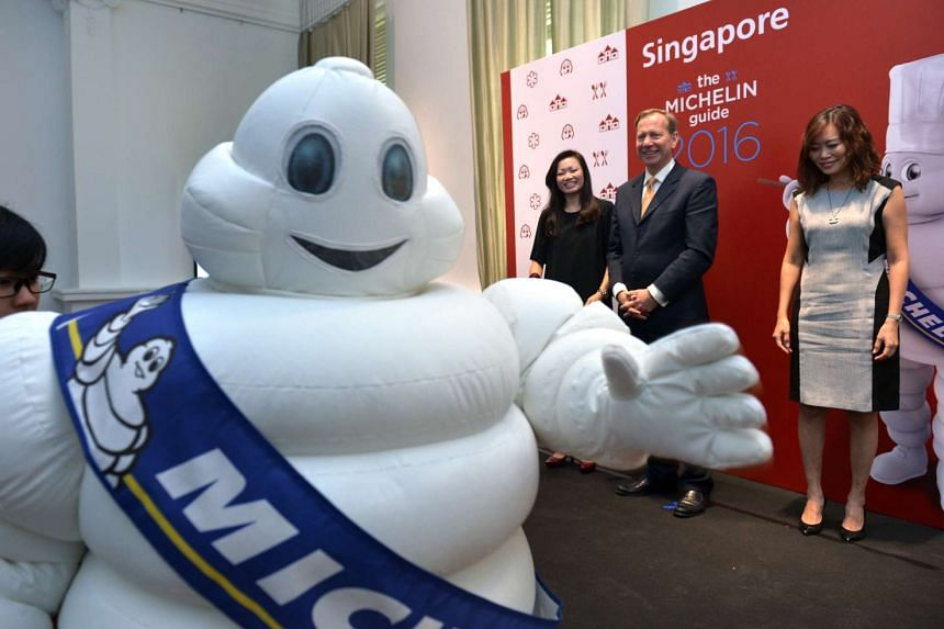 The Michelin Guide, whose Singapore edition was announced recently, prides itself on having inspectors who dine anonymously.