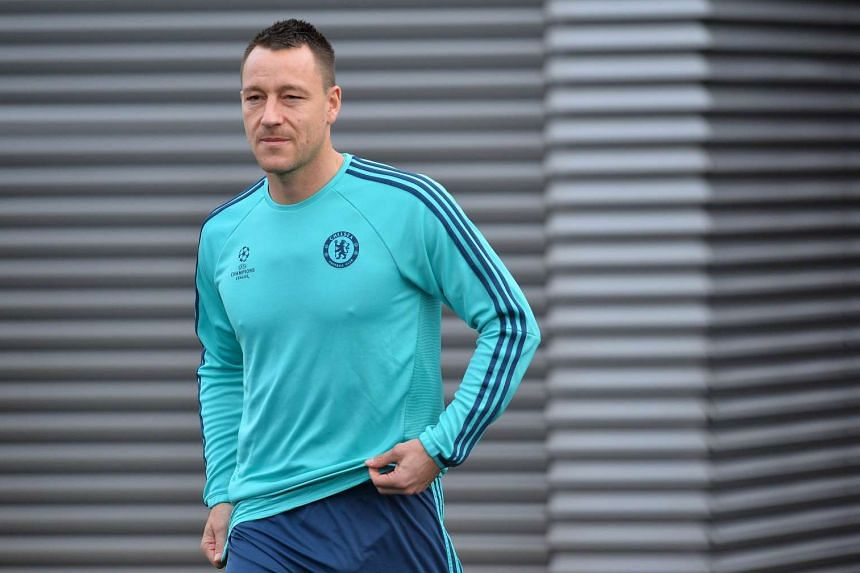 Mutiny in the dressing room was not to blame for Mourinho's sacking, says John Terry (above).