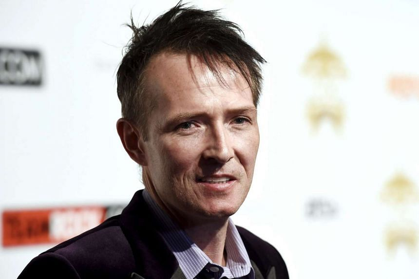 """Former Stone Temple Pilots frontman Weiland (above) died of """"mixed drug toxicity""""."""