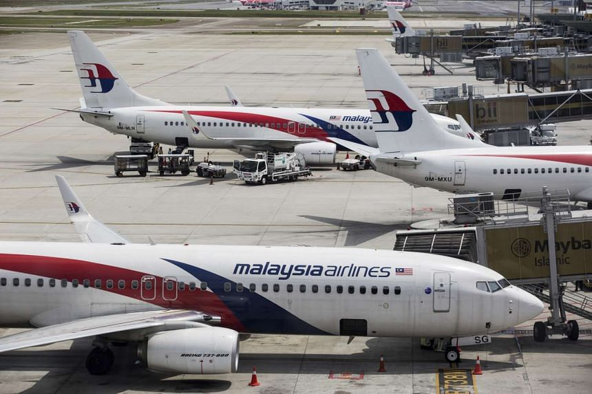 A Malaysia Airlines flight bound for Yangon had to turn around and return to Kuala Lumpur International Airport on Dec 20, 2015.