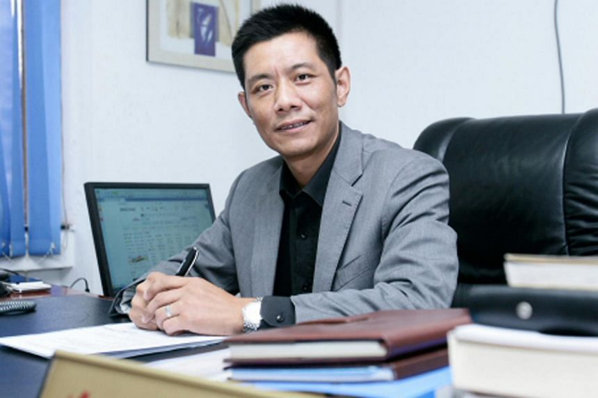 Mr Yu Feng runs a marriage counselling firm which includes talking mistresses out of their affairs.