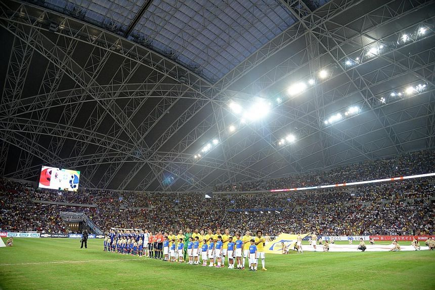 The Sports Hub must not be a playground only for the rich, says Mr Edmund Khoo.