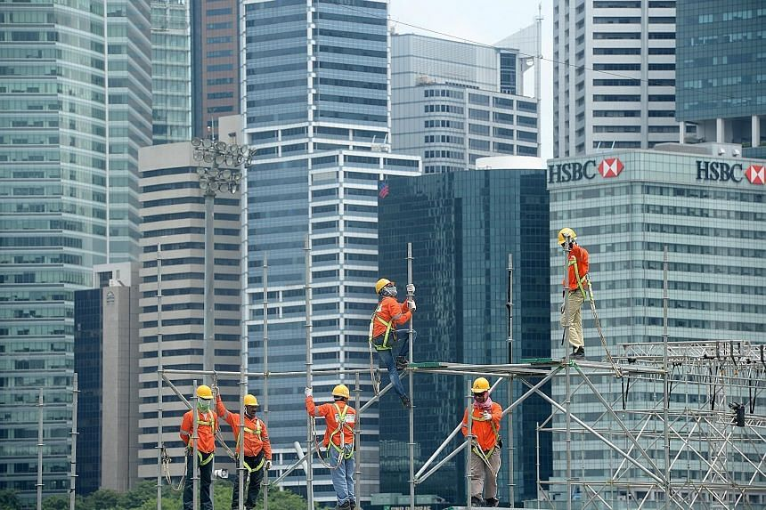 The Workplace Safety and Health Council has asked centres offering workplace safety training for construction workers if they can raise paid-up capital to $1 million if given up to six months' notice. It also asked if they would be able to have at le