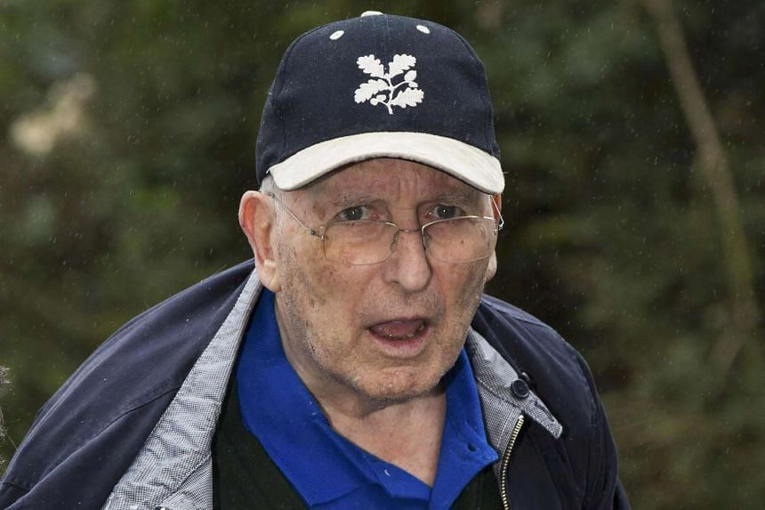 Janner (above) had been suffering from severe dementia.