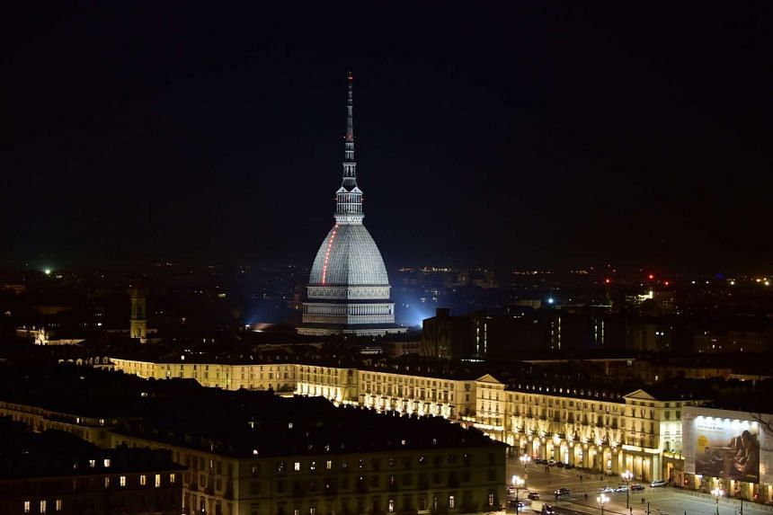 Police evacuated the historic Mole Antonelliana building after receiving a tip-off that a device would explode mid-morning.