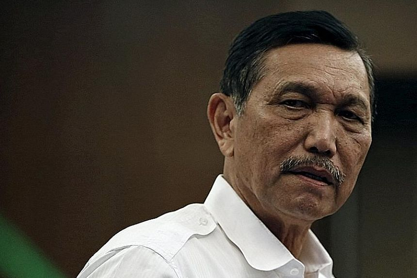 (From top) Mr Luhut Pandjaitan and Mr Donald Trump are making waves in the Indonesian and US political scenes, respectively.