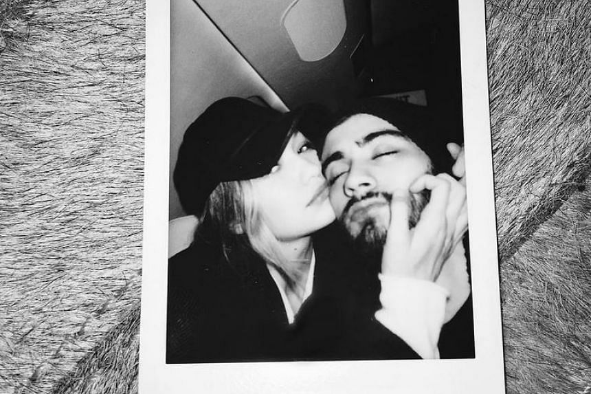 Former One Direction member Zayn Malik and US model Gigi Hadid are officially an item, putting an end to months of speculation over their relationship.