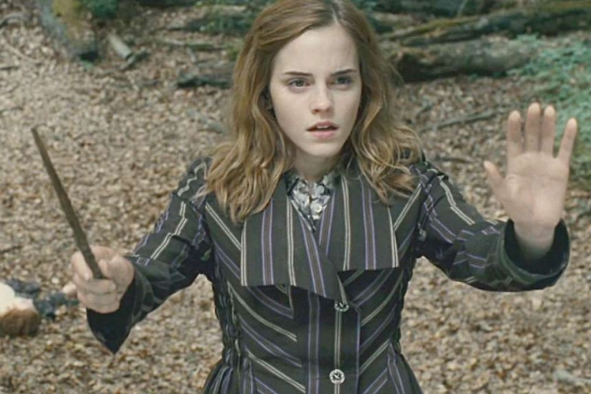 The role of Hermione Granger was made famous by Emma Watson in the film series.