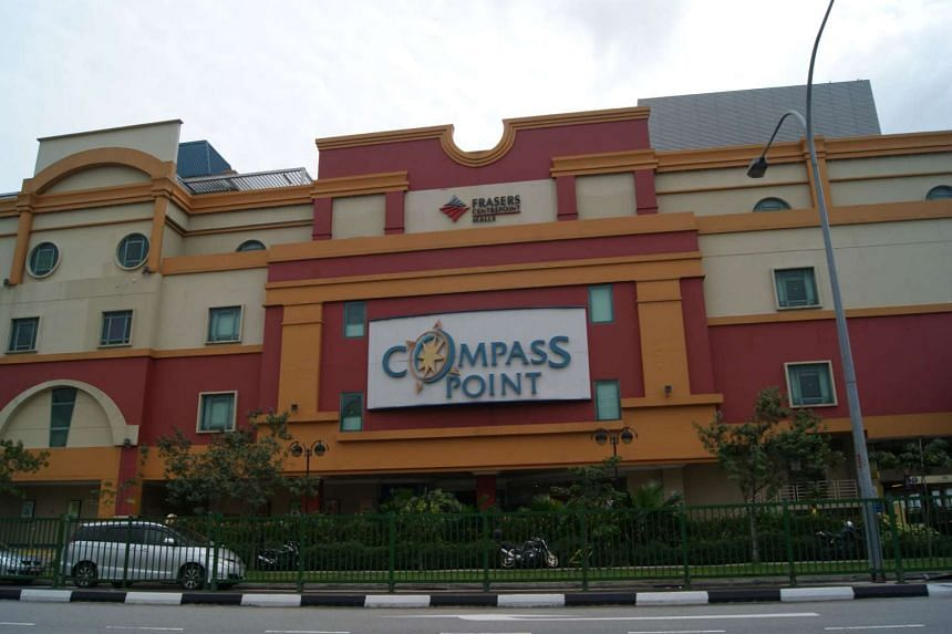 A file photo of Compass Point from 2012.