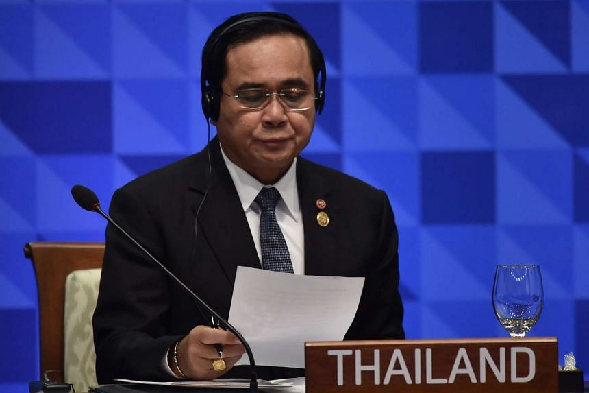 Thai Prime Minister Prayuth Chan-ocha has released a new song called Because You Are Thailand.